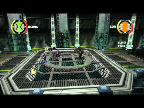 Ben 10 - Omniverse - Parte 5 video
