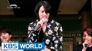 Global Request Show : A Song For You 3 - This is love by Super Junior