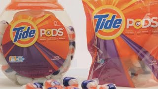 "YouTube pulls videos of dangerous ""Tide Pod challenge"""