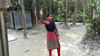 Bangla new song Dana Kata Pori