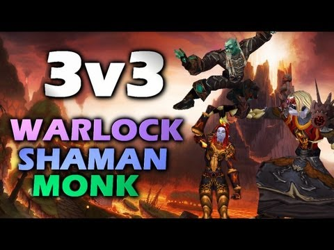 Destruction Warlock S13 Arena! [Cobrak 5.2]
