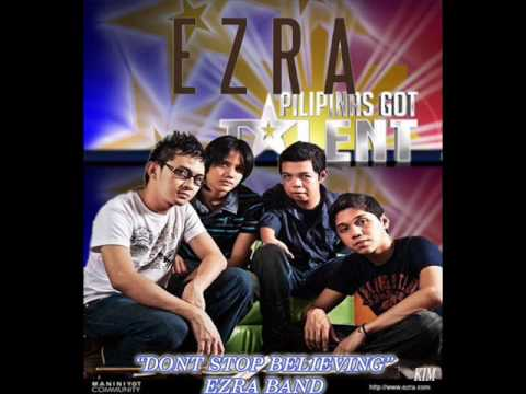 Right here waiting by: Ezra Band (PGT semi - finlas)