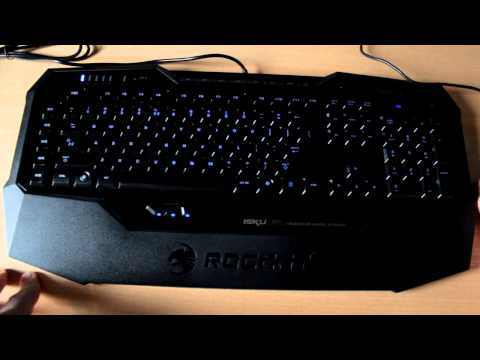 Roccat ISKU | FX Multicolour Gaming Keyboard REVIEW!