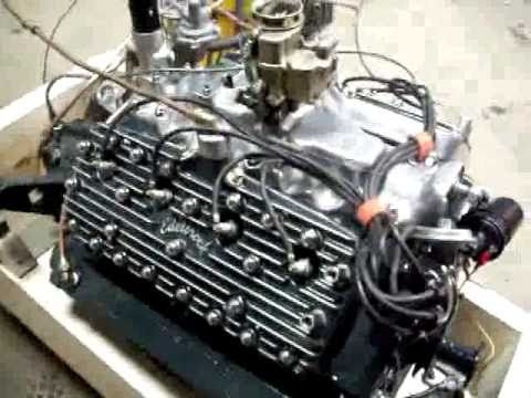Michigan Marine Flathead Ford V8 Conversion Youtube