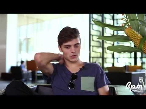 Martin Garrix Interview BPM RADIO AUSTRALIA