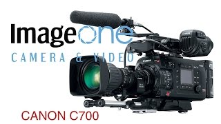 Image One Canon C700 Demonstration