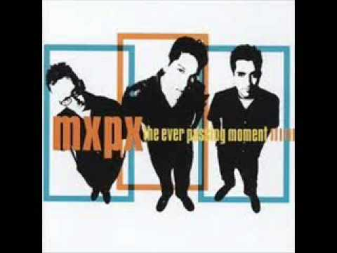 MxPx - Here With Me