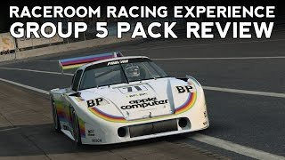 Raceroom Racing Experience : Group 5 Pack Review