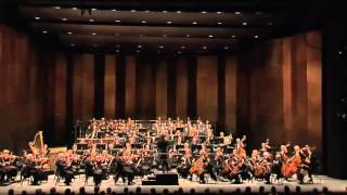 OPENING GALA for the new Oslo Opera, May 2008. Conductor: Frederic Chaslin