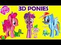 My Little Pony 3D Pony Pinkie Pie Twilight Sparkle And Rainbow Dash mp3