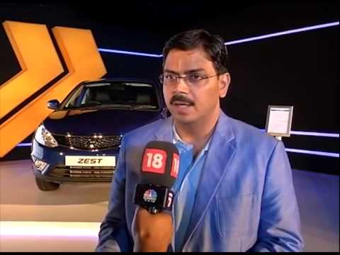 Tata Motors senior VP Girish Wagh taks about the new Zest