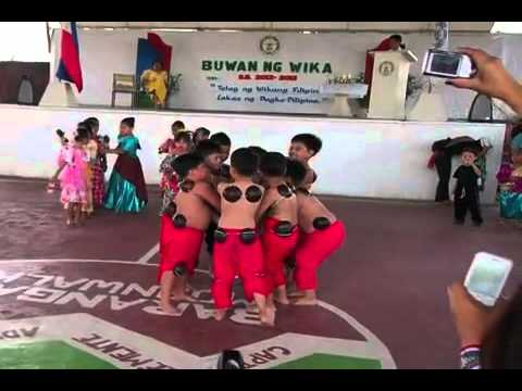 Makus Maglalatik Dance video