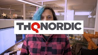 1 month after THQ Nordic acquisition of Coffee Stain [CC]