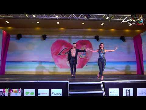 MHER & GHINWA - LEBANON LATIN FESTIVAL 2018
