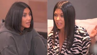 Why Kim and Kourtney Kardashian Got into EXPLOSIVE Fight Over North and Penelope's Birthday Party