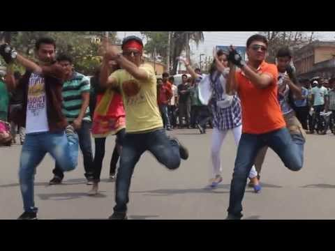 ICC World Twenty20 Bangladesh 2014, Flash Mob: Sher-e-Bangla Medical College, Barisal