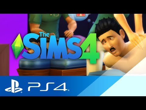 The Sims 4 Console Edition PS4 and Xbox One REVIEW! (My Thoughts)