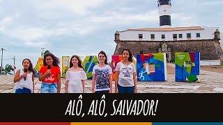 Alô, Alô, Salvador!   Revista Eletrônica 2016   6º ano J