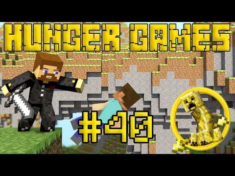 Minecraft Hunger Games #40 - Воздушный остров