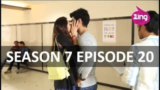 Pyaar Tune Kya Kiya -  COLLEGE REVENGE LOVE STORY - Season 7 Episode 20 - 24 June, 2016