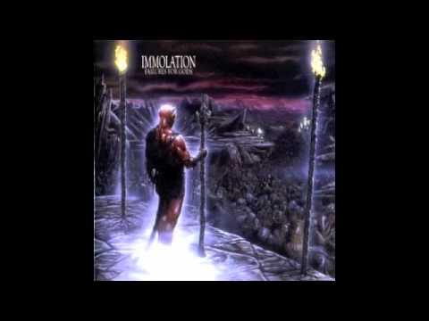 Immolation - Failures For Gods