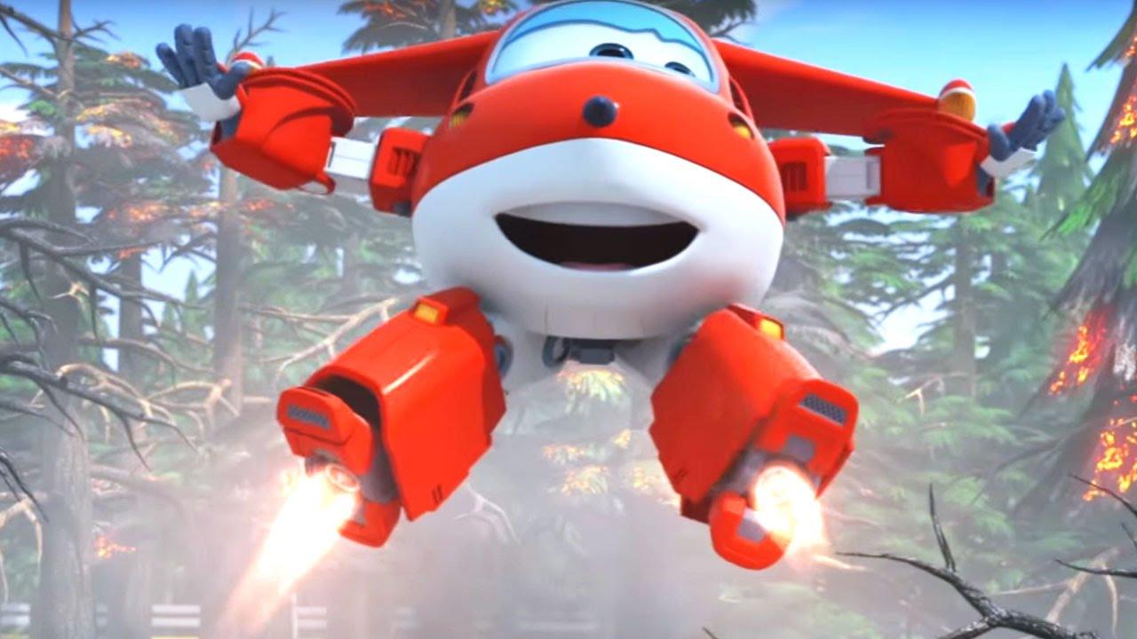 Супер Крылья: Джетт и его друзья - 35 серия | Мультики про самолетики и машинки