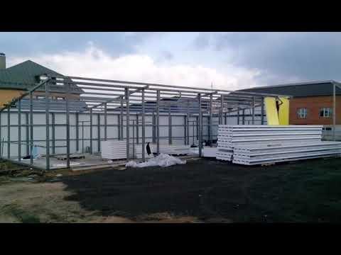 Как мы построили мойку за 40 дней?!
