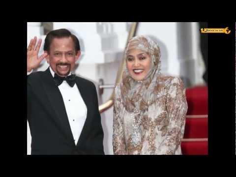 Hassanal Bolkiah 29. Sultan von Brunei Nationalhymne Darussalam بروني دارالسلام