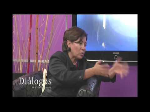 Judit Guerrero en Diálogos con Silvia Montes