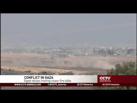 Egypt delays talks after breakdown of cease-fire