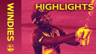 Unbeaten Russell Strikes Big For Windies | Windies v Bangladesh 1st IT20 2018 | Extended Highlights