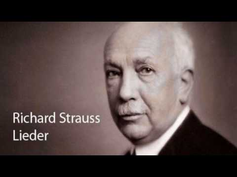 Richard Strauss   op  48 no  3, Kling!; Gillian Keith, soprano