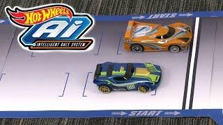 Hot Wheels Ai Intelligent Race System from Mattel