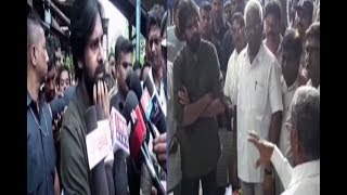 Pawan Kalyan Comments On Anakapalli MP Srinivasa Rao