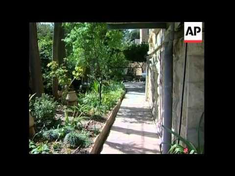 Israel authorises construction of new apartments in WBank; Erekat, Blair, Moussa