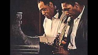 In A Sentimental Mood John Coltrane Duke Ellington