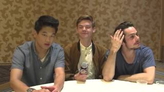 Dylan O'Brien l Funny Moments Part 1 (HD)