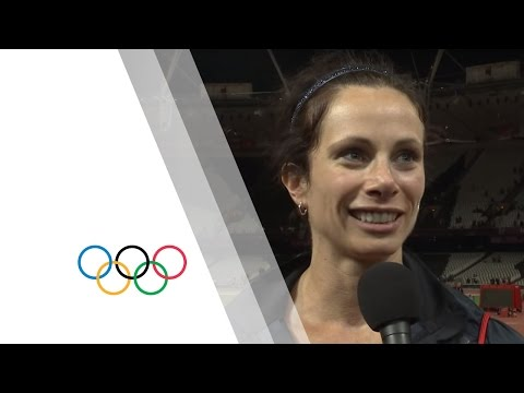 Athletics Women's Pole Vault Final - London 2012 Olympic Games Highlights