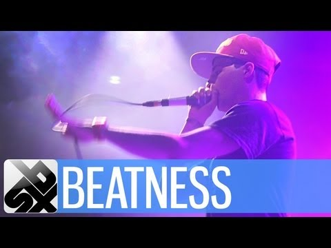 BEATNESS - French Beatbox Championship '13 - Eliminations