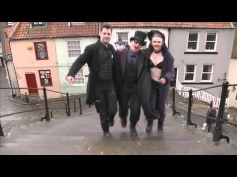 GANGNAM STYLE PARODY Whitby Gothic Style
