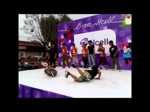 Shadow Nepal Aps Crew B-boying Prog. In Ncell Festival, video