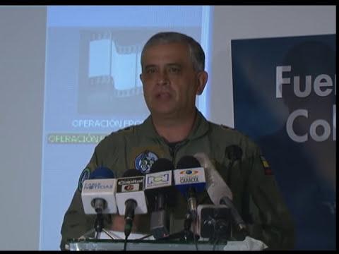 Fuerza Aerea Colombiana neutraliza guerrillero responsable de la masacre en Bojayá