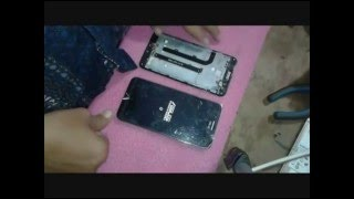 How to Replace LCD Modul Ori Asus Zenfone Go Z00VD-ZC500TG