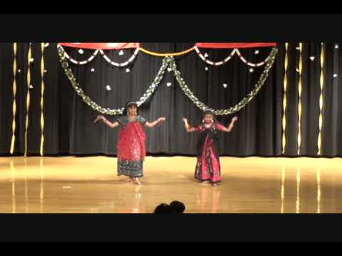 Varsha Nidhi Dance For Ghallu Ghallenutha Kannada Song video
