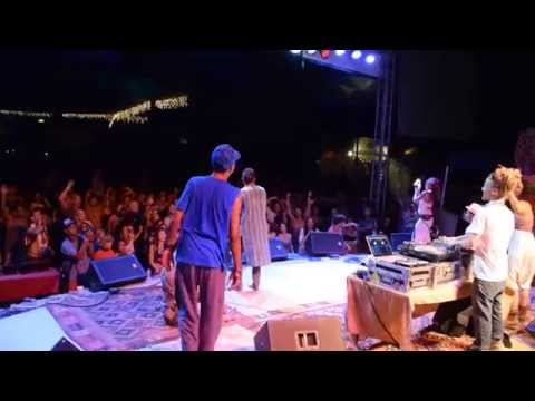 DJ Drez Marti Nikko & The Kirtaniyas: Bhakti Fest 2014  9614