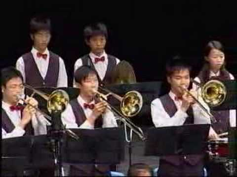Pilatus: Mountain of Dragons 台南市安順國中 concert band