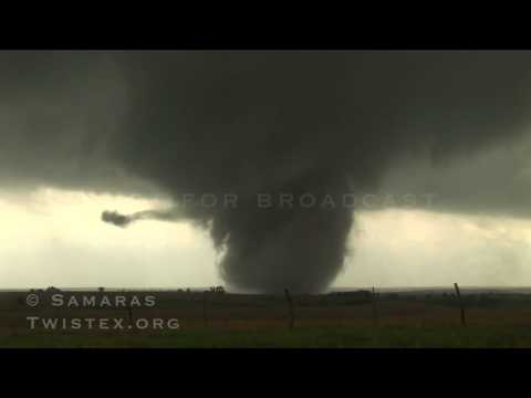April 14, 2012 - Tornado southwest of Salina, KS