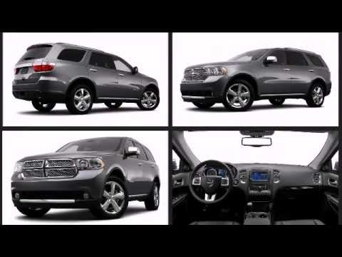 2012 Dodge Durango Video