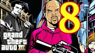 Grand Theft Auto 3 - First Time Playthrough Part 8 - PS2 Classic