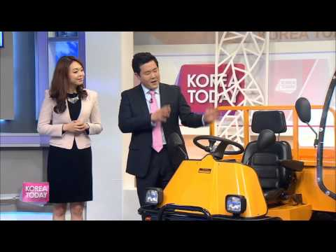 Korea Today - Energy-Efficient Electric Vehicle (주)성지기업의 전기차
